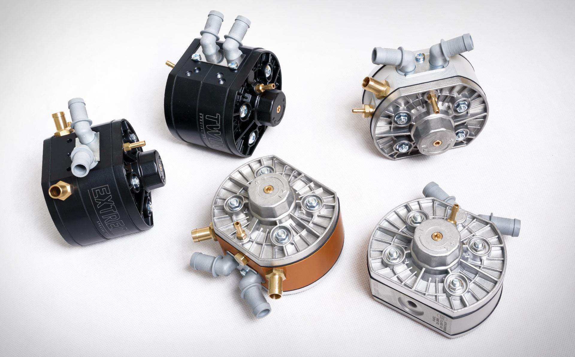 LPG Vapouriser Reducer SGI autogas KME AFC 285bhp 001